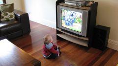Как телевизор влияет на ребенка?