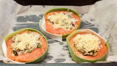 How to cook salmon medallions