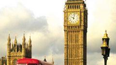 Биг-Бен главная достопримечательность Лондона