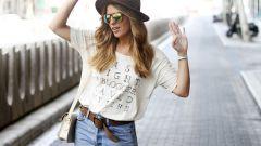 T-shirt: fashion advice