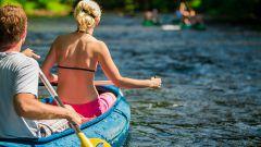 Водный туризм: польза для духа и тела