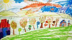 О чём расскажет детский рисунок