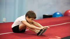 Все про детскую акробатику