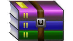 Популярные программы для работы с архивами