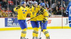 Состав сборной Швеции на Кубок мира по хоккею 2016