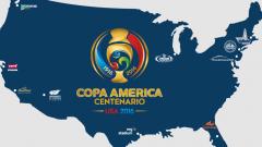 Копа Америка-2016: состав групп