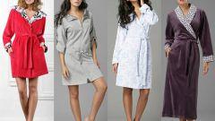 Модные женские халатики 2016