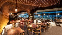 Дизайн интерьера современных кафе