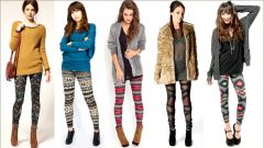 Tips for choosing a rule of leggings and wearing them