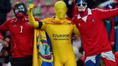 Кубок Америки 2016: обзор игры Эквадор - Гаити