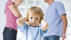Ссоримся при детях правильно: советы