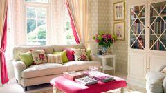 Как оформить квартиру в стиле романтика