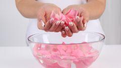 Как используется розовая вода в кулинарии?
