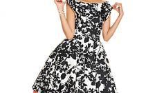 Романтика и винтаж — тренды модных платьев этого сезона