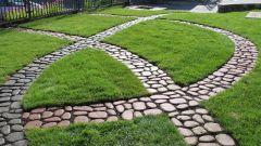 Декоративные садовые дорожки