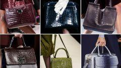Fashion handbags of the season 2016