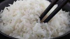 Рис - божественная еда