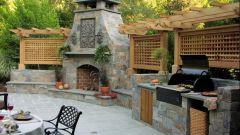 Как подготовить сад для барбекю