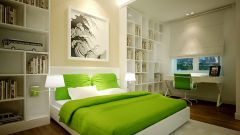 Оформление спальни по фэншуй