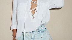 Белая рубашка в гардеробе