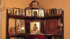 Как расположить иконы на домашнем иконостасе
