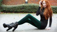 Как приспособить легинсы к модному гардеробу