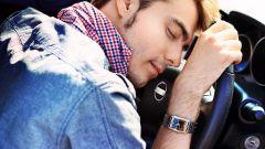 Как избавиться от сонливости за рулем