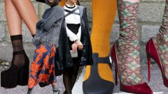 What tights in fashion today?