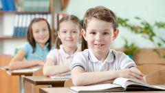 Как собрать ребенка в первый класс