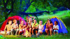 В какой лагерь отправить ребенка летом