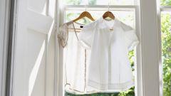 Белее-белого: как ухаживать за одеждой светлых тонов