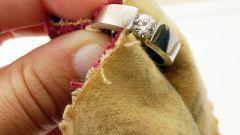 Как очистить серебро от черноты в домашних условиях