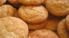 Постное мягкое печенье