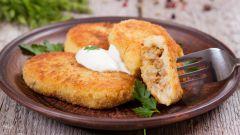 Как приготовить картофельные зразы с мясом