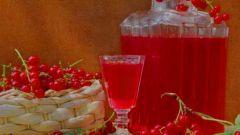 Как сделать вино из красной смородины