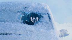 Как правильно очищать автомобиль от снега и льда