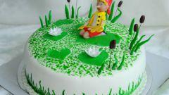 Торт «Пиноккио»