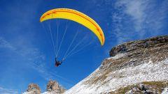 Парапланеризм — спорт на высоте птичьего полета