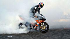Стантрайдинг — зрелищная и опасная езда на мотоцикле