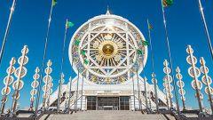 Туристический Туркменистан