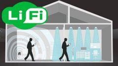 Чем Li-Fi отличается от Wi-Fi?