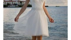 Как подобрать свадебное платье на лето