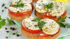 Как сделать итальянские бутерброды с ветчиной и сыром