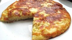 Как сделать ленивый пирог-хачапури