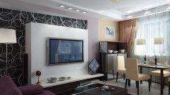 Оформление большой и маленькой гостиной