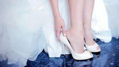 Как выбрать туфельки для невесты