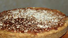 Рецепт английского пирога с патокой
