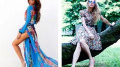 Платье в нежном, романтичном стиле - тренд лета 2016