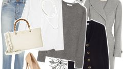 Базовый гардероб модной девушки
