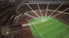 Технология Hawk-Eye в футболе